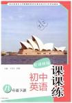 2019译林版八年级下册英语课课练答案